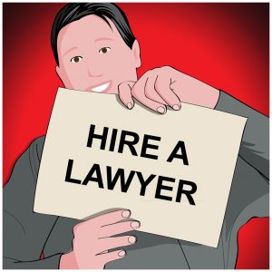 hire a lawyer or not